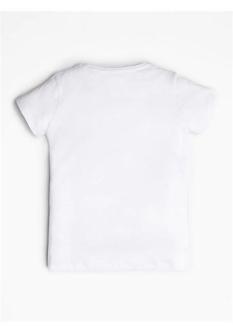 T-SHIRT GUESS GUESS | T-shirt | J73I56K5M20TWHT