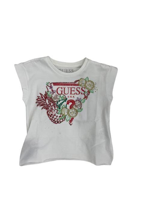 T-SHIRT GUESS GUESS | T-shirt | K1GI23K6YW1TWHT