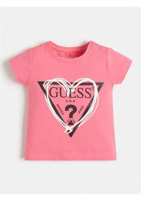 T-SHIRT GUESS GUESS | T-shirt | K1RI00K6YW1G607