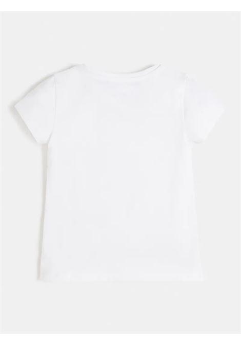 T-SHIRT GUESS GUESS | T-shirt | K1RI00K6YW1TWHT