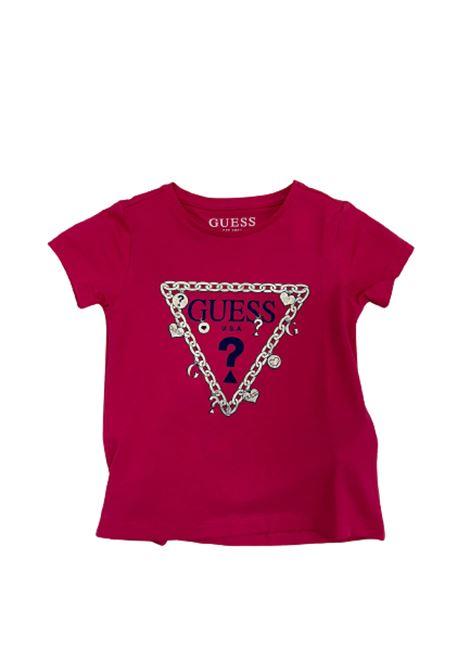 T-SHIRT GUESS GUESS | T-shirt | K1RI08K6YW1PKPK