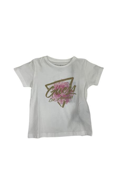 T-SHIRT GUESS GUESS | T-shirt | K1RI14K6YW1TWHT