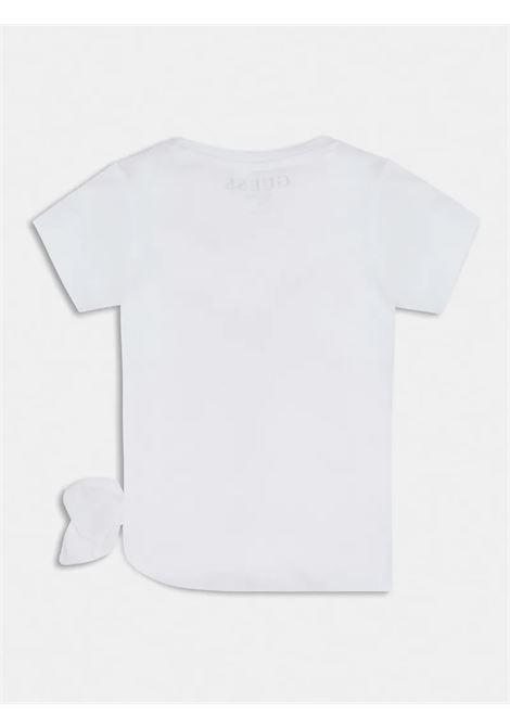 T-SHIRT GUESS GUESS | T-shirt | K1RI18K6YW1TWHT