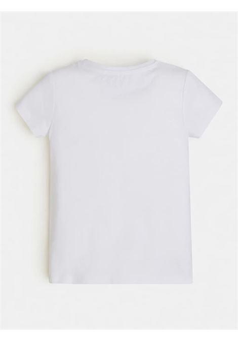 T-SHIRT GUESS GUESS | T-shirt | K1RI19K6YW1TWHT
