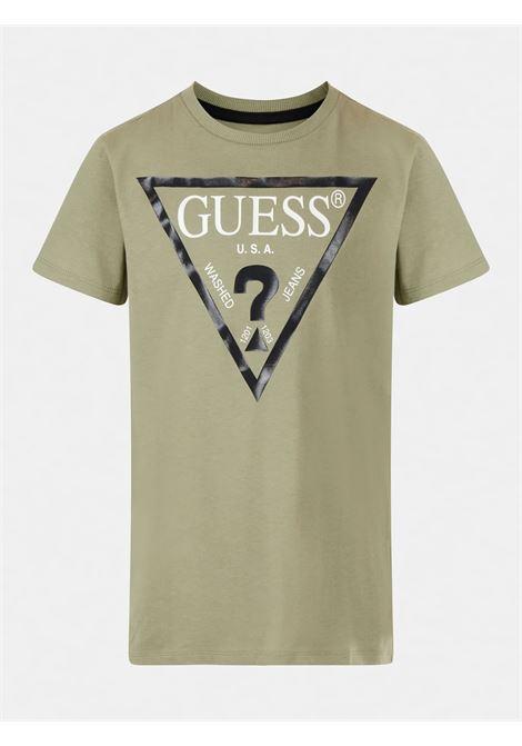 T-SHIRT GUESS GUESS | T-shirt | L73I55K5M20G814