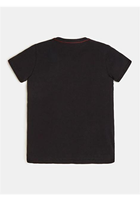 T-SHIRT GUESS GUESS | T-shirt | L73I55K5M20JBLK