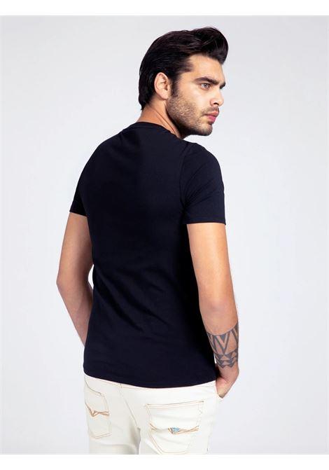 T-SHIRT UOMO GUESS | T-shirt | M1GI78J1311JBLK