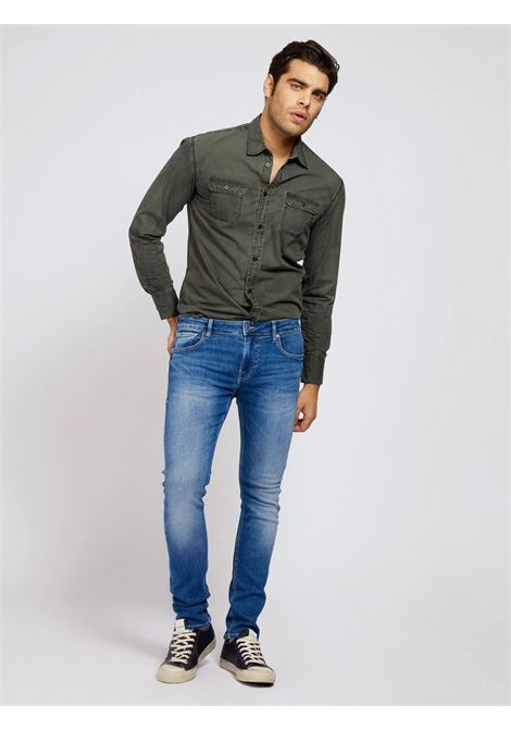 JEANS GUESS GUESS | Jeans | M1RAN1D4B71DUKS