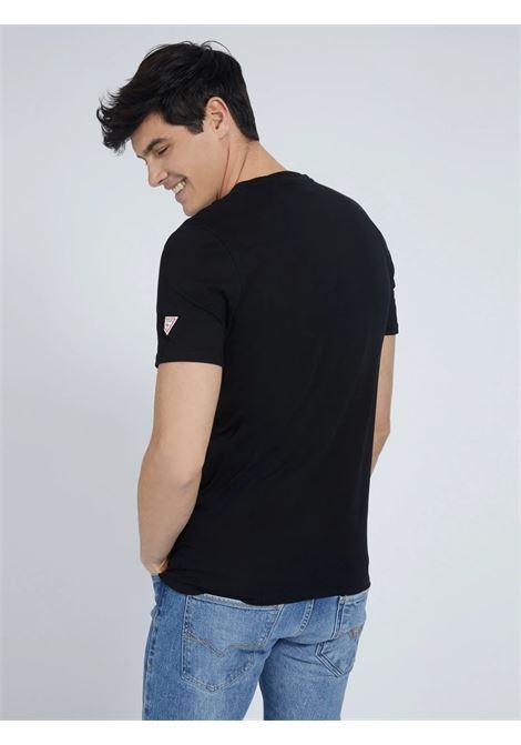 T-SHIRT GUESS GUESS | T-shirt | M1RI82J1311JBLK
