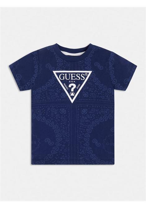 T-SHIRT GUESS GUESS | T-shirt | N1GI05K8HM0PD40