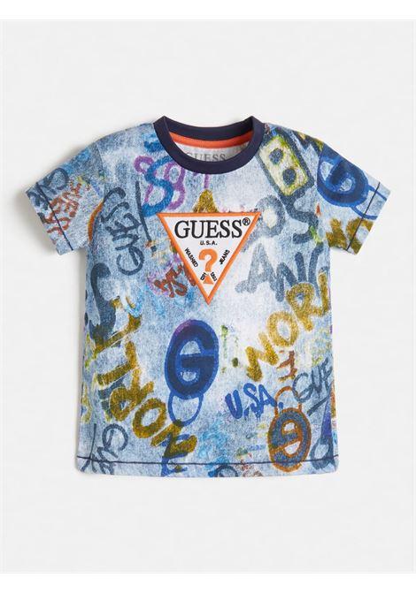 T-SHIRT GUESS GUESS | T-shirt | N1RI04K8HM0P0X5