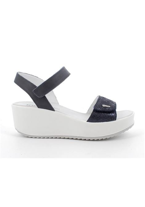 SANDALO IGI&CO IGI&CO | Sandalo | 7164222BLU
