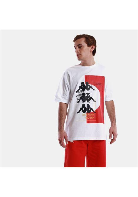 T-SHIRT KAPPA KAPPA | T-shirt | 3116FJWA03