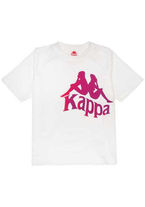 T-SHIRT KAPPA KAPPA | T-shirt | 3116GDWA0B