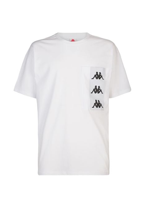 T-SHIRT KAPPA KAPPA | T-shirt | 3117CMWBZN