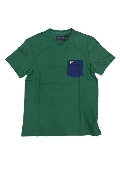 T-SHIRT LYLE&SCOTT LYLE&SCOTT | T-shirt | TS831VW511