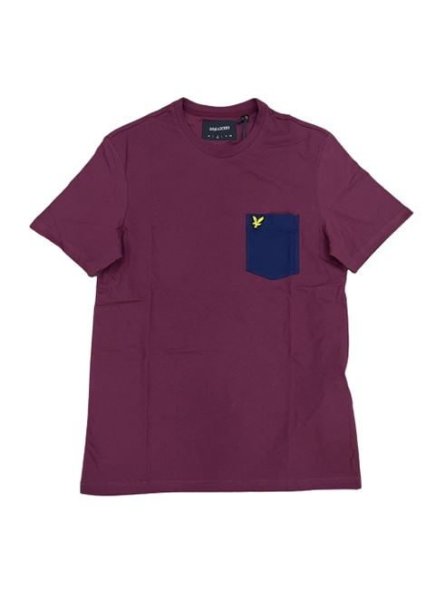 T-SHIRT LYLE&SCOTT LYLE&SCOTT | T-shirt | TS831VZ814