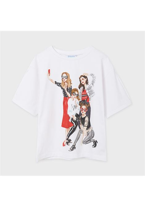 T-SHIRT RAGAZZA MAYORAL MAYORAL   T-shirt   6004091