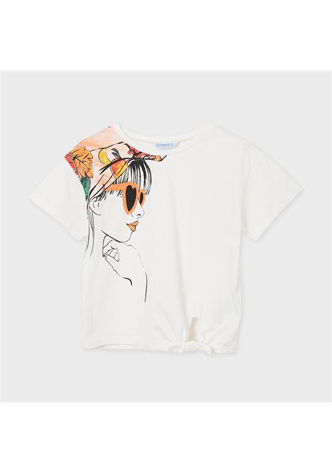 T-SHIRT RAGAZZA MAYORAL MAYORAL   T-shirt   6017041