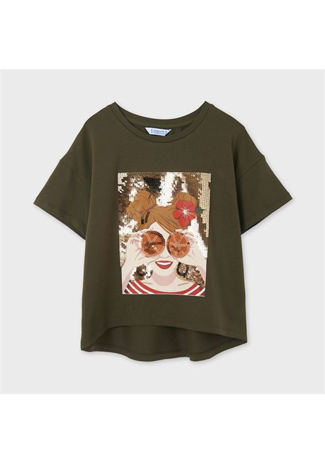T-SHIRT RAGAZZA MAYORAL MAYORAL   T-shirt   6021016