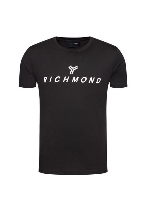 T-SHIRT RICHMOND RICHMOND | T-shirt | UMP21004TSBLACK