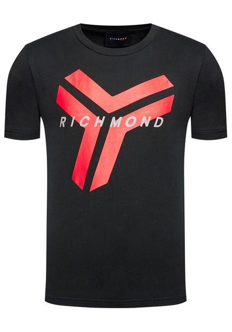 T-SHIRT RICHMOND RICHMOND | T-shirt | UMP21077TSBLACK