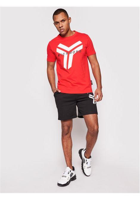 T-SHIRT RICHMOND RICHMOND | T-shirt | UMP21077TSRED