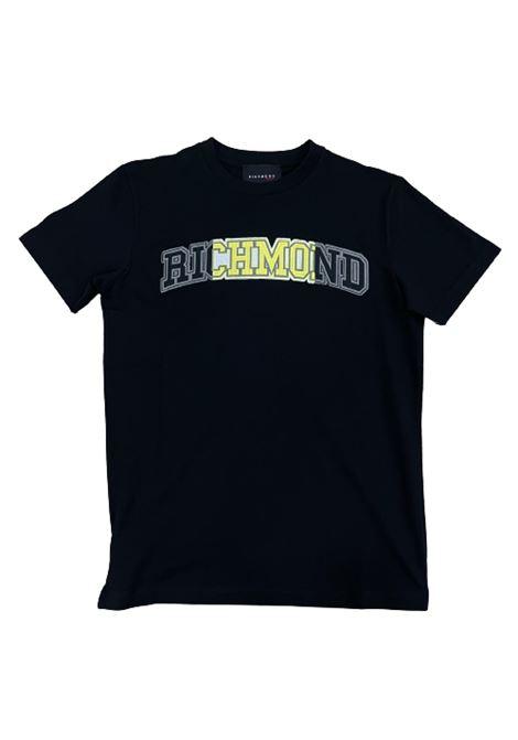 T-SHIRT RICHMOND RICHMOND | T-shirt | UMP21079TSBLACK