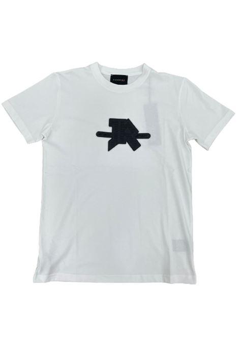 T-SHIRT RICHMOND RICHMOND | T-shirt | UMP21084TSWHITE