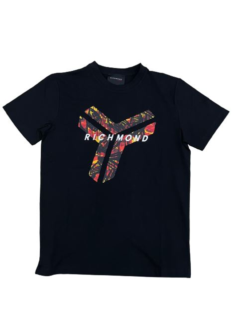 T-SHIRT RICHMOND RICHMOND | T-shirt | UMP21154TSBLACK