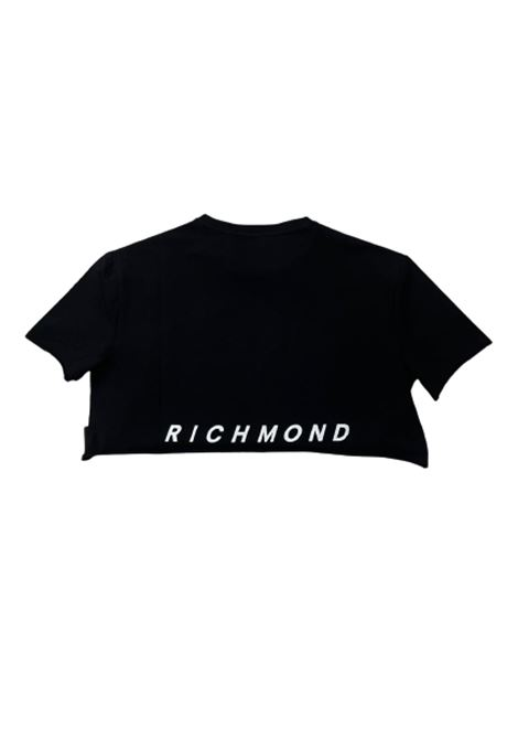 T-SHIRT RICHMOND RICHMOND | T-shirt | UWP21052TSBLACK