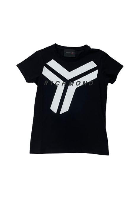 T-SHIRT RICHMOND RICHMOND | T-shirt | UWP21073TSBLACK