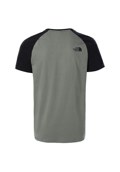 T-SHIRT UOMO THE NORTH FACE THE NORTH FACE   T-shirt   37FVV381