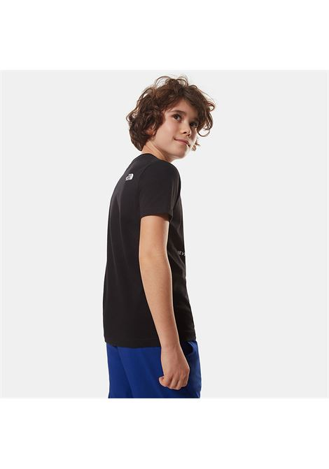 T-SHIRT BAMBINO THE NORTH FACE | T-shirt | 3BS2C5W1