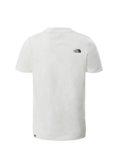 T-SHIRT BAMBINO THE NORTH FACE | T-shirt | 3BS2VKV1
