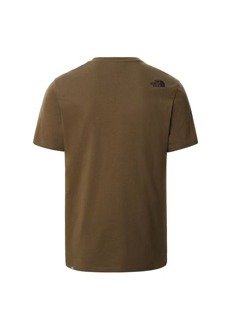 T-SHIRT UOMO THE NORTH FACE THE NORTH FACE | T-shirt | A3G137U1