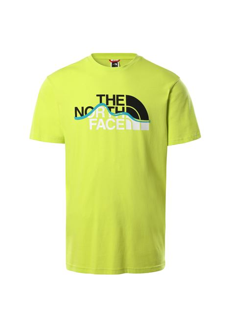 T-SHIRT UOMO THE NORTH FACE THE NORTH FACE | T-shirt | A3G2JE31