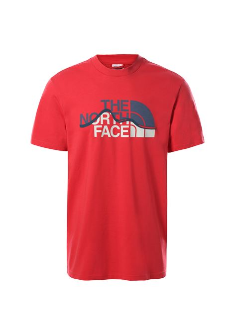 T-SHIRT UOMO THE NORTH FACE THE NORTH FACE | T-shirt | A3G2V341