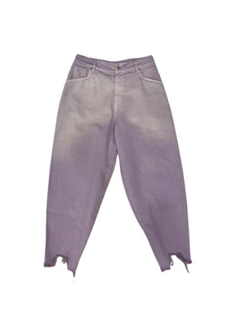 PANTALONE VICOLO VICOLO | Pantalone | DH0023GLICINE
