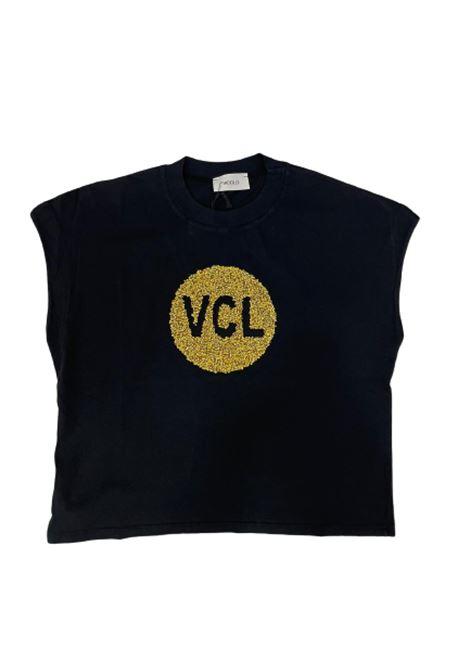 T-SHIRT VICOLO VICOLO | T-shirt | RH0030NERO
