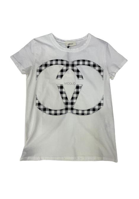 T-SHIRT VICOLO VICOLO | T-shirt | RH0156BIANCO