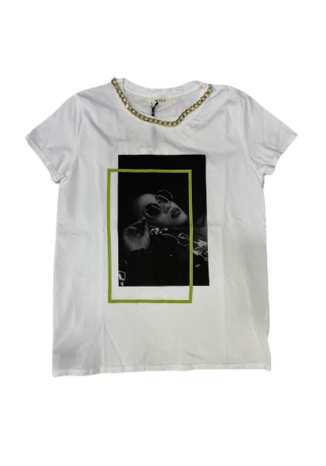 T-SHIRT VICOLO VICOLO | T-shirt | RH0320BIANCO