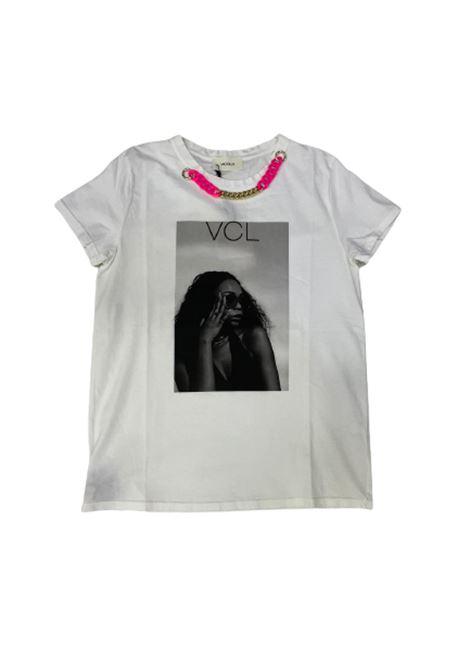 T-SHIRT VICOLO VICOLO | T-shirt | RH0376BIANCO
