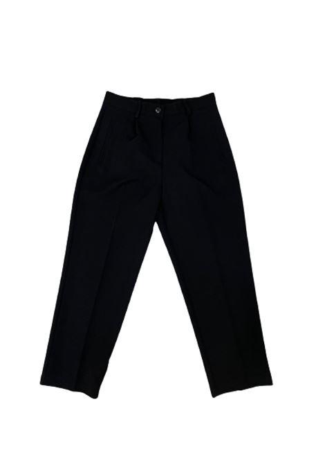 PANTALONE VICOLO VICOLO | Pantalone | TH0021NERO