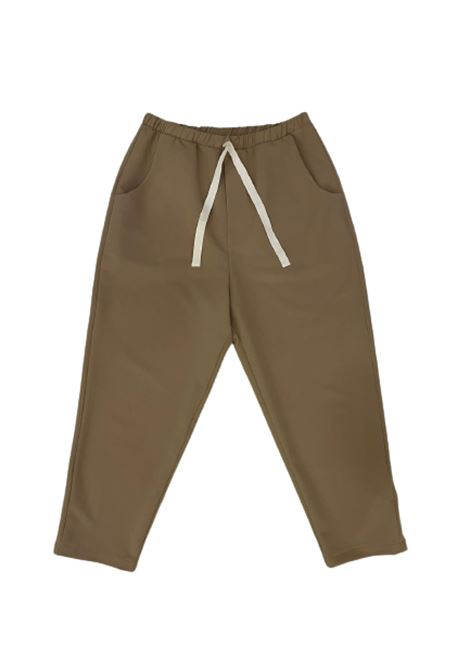 PANTALONE VICOLO VICOLO   Pantalone   TH0634BEIGE