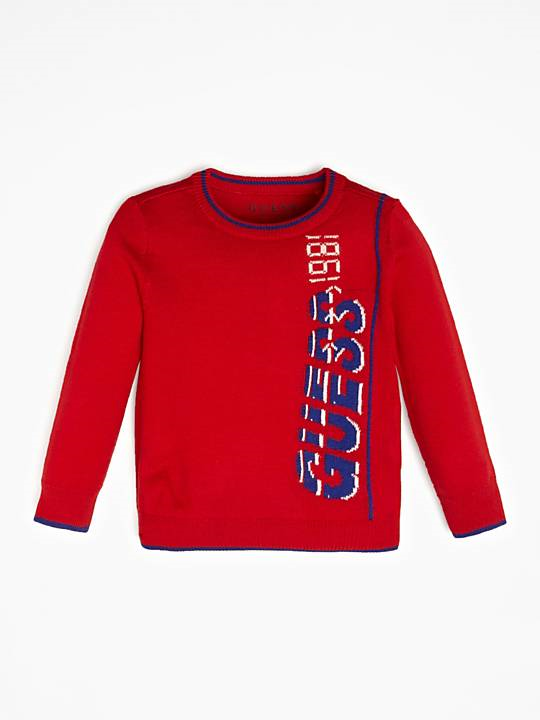 MAGLIONCINO GUESS GUESS | Maglione | N94R04Z2J60RHT