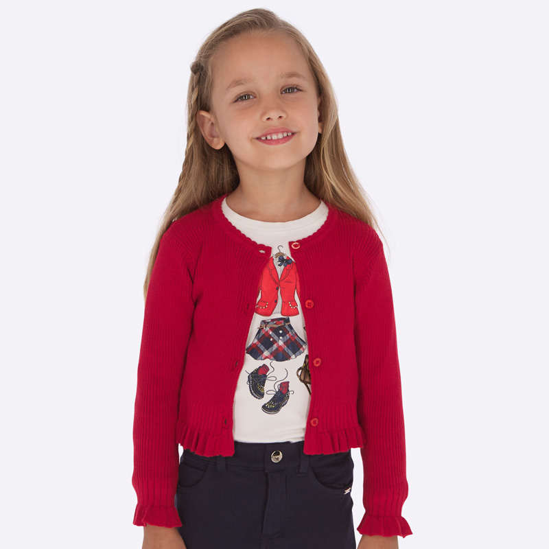 giacchina bambina MAYORAL-M   Cardigan   4305059