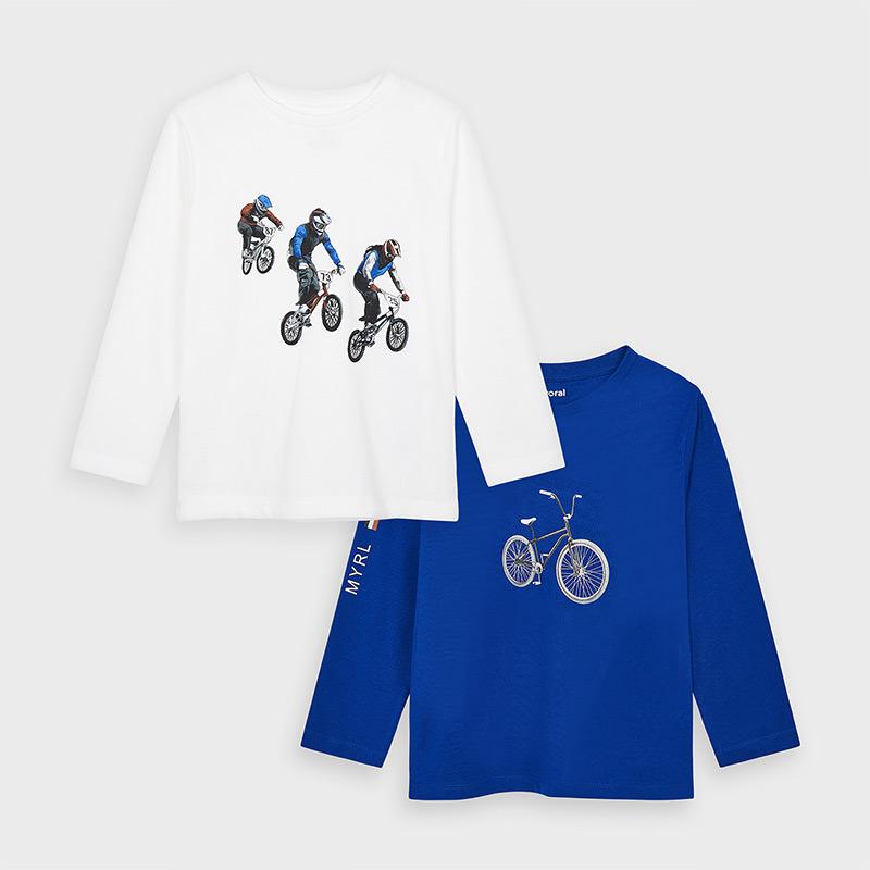SET 2 T-SHIRT MAYORAL MAYORAL-M   Set 2 t-shirt   4047042