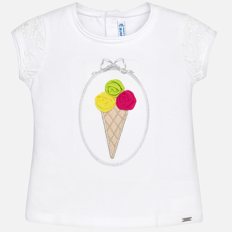 t-shirt m/m gelato MAYORAL-M | T-shirt m/m | 01028058