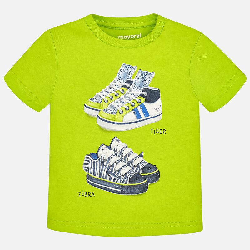 t-shirt m/m scarpa sportiva MAYORAL-M | T-shirt m/m | 01062093